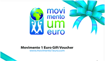 O voucher do Movimento 1 Euro
